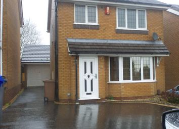 Thumbnail 3 bedroom detached house to rent in West Marsh Grove, Tunstall