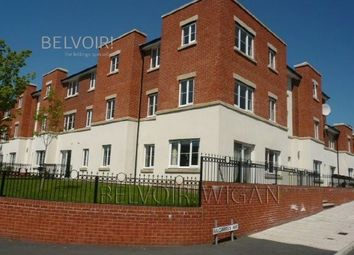 Thumbnail 1 bed flat to rent in Woodlands Hall, Bradshaw St, Wigan