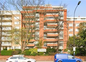 Thumbnail 3 bed flat for sale in St. James's Terrace, London