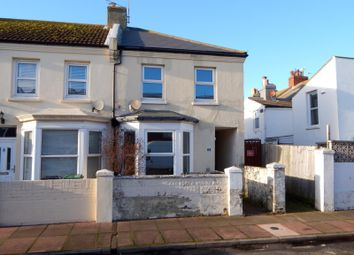 Thumbnail 2 bed semi-detached house to rent in Taddington Road, Eastbourne