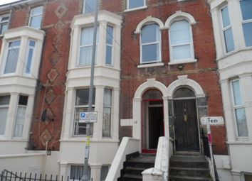 Thumbnail 2 bed flat to rent in Elphinstone Road, Southsea, Hampshire