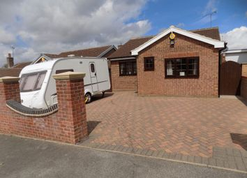 Thumbnail 3 bed detached bungalow for sale in Grange View, Harworth, Doncaster