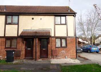 Thumbnail 1 bed terraced house for sale in Goldcrest Walk, Swindon