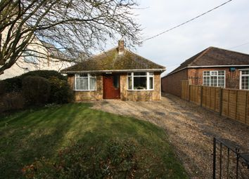 Thumbnail 3 bed detached bungalow for sale in Foxcovert Road, Werrington Village