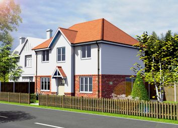 Thumbnail 4 bedroom detached house for sale in Beacon Lane, Woodnesborough