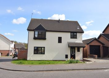 Thumbnail 3 bed detached house for sale in Egret Crescent, Colchester