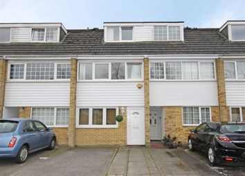 Thumbnail 4 bed property to rent in North Place, Teddington