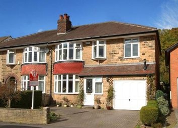Thumbnail 5 bed semi-detached house for sale in Norton Park View, Sheffield, South Yorkshire
