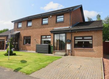 Thumbnail 4 bed semi-detached house for sale in Alberta Avenue, Coatbridge