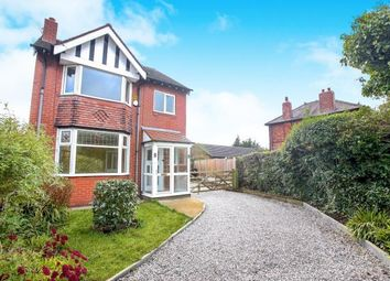 Thumbnail 3 bed detached house for sale in Birch Drive, Hazel Grove, Stockport, Cheshire