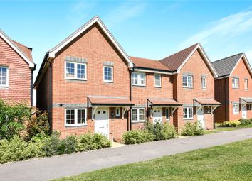 Thumbnail 2 bed end terrace house for sale in Elk Path, Three Mile Cross, Reading, Berkshire