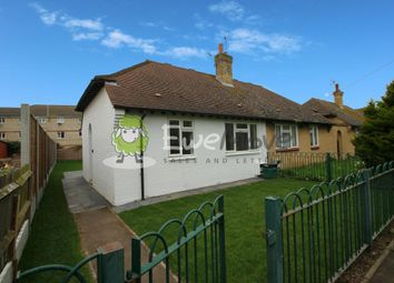 Thumbnail 1 bed semi-detached bungalow for sale in Hazel Drive, Erith