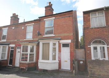 Thumbnail 2 bed end terrace house for sale in Stanley Road, Forest Fields, Nottingham