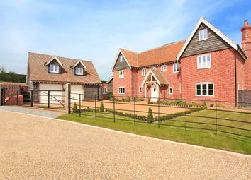 Thumbnail 6 bed detached house for sale in Manor Close, Walberswick, Southwold