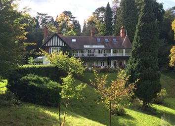 Thumbnail 2 bed flat for sale in Portley Wood Road, Whyteleafe, Surrey