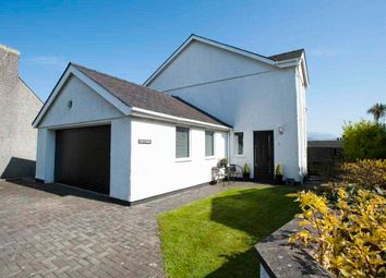 Thumbnail 4 bed detached house for sale in Tyn Y Gongl, Druid Road, Menai Bridge