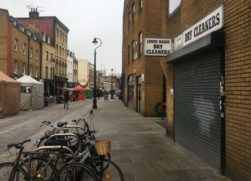 Thumbnail Retail premises to let in Lower Marsh, London