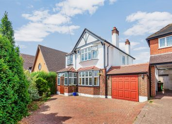 Thumbnail Detached house for sale in Chadacre Road, Stoneleigh, Epsom