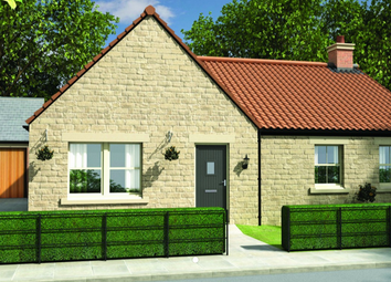 Thumbnail 3 bedroom detached bungalow for sale in The Foxglove, Front Street, Longframlington, Northumberland