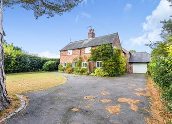 Thumbnail 3 bed detached house for sale in Ashby Road, Ticknall, Derby