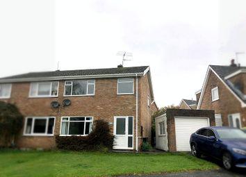 Thumbnail 3 bed semi-detached house for sale in Tyn Y Cae, Alltwen, Pontardawe, Swansea
