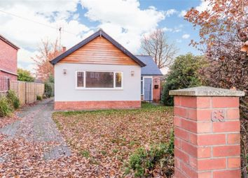 Thumbnail 3 bed detached bungalow for sale in Station Road, North Hykeham, Lincoln