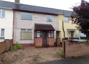 3 bed terraced house for sale in Granton Avenue, Clifton, Nottingham, Nottinghamshire NG11