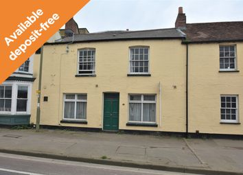 Thumbnail 2 bed terraced house to rent in Forton Road, Gosport, Hampshire