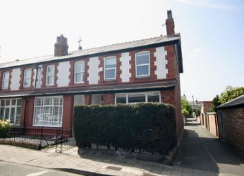Thumbnail 3 bed property for sale in Vicarage Road, Hoole, Chester