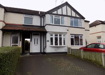 Thumbnail 3 bed terraced house for sale in Cromwell Road, Northwich