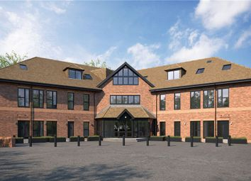 Thumbnail 1 bed flat for sale in Carey Road, Wokingham, Berkshire
