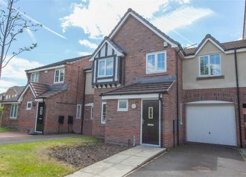 Thumbnail 3 bedroom town house for sale in Bellfield View, Tonge Moor, Bolton, Lancashire