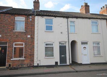Thumbnail 2 bed terraced house for sale in Barnbygate, Newark, Nottinghamshire.