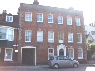 Thumbnail 2 bed flat to rent in 3 Priory Lodge, Salisbury