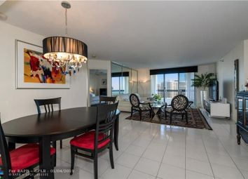 Thumbnail 2 bed apartment for sale in 3530 Mystic Pointe Dr, Aventura, Florida, United States Of America
