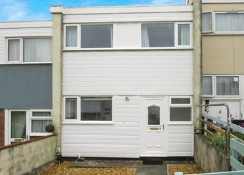 3 bed terraced house for sale in Radcliffe Close, Plymouth PL6