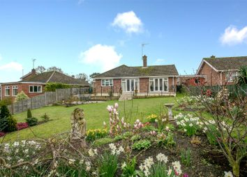 Thumbnail 3 bed detached bungalow for sale in Briarwood Road, Woodbridge