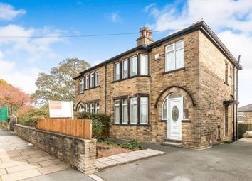 Thumbnail 3 bed semi-detached house for sale in Arden Road, Halifax, West Yorkshire