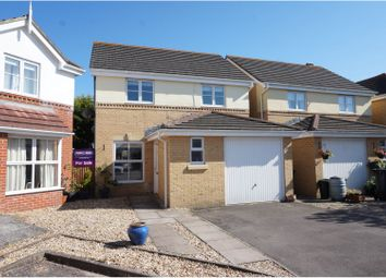 Thumbnail 3 bed detached house for sale in Robin Gardens, Christchurch