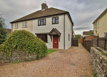 Thumbnail 3 bed semi-detached house for sale in Groesfford, Llangynidr, Crickhowell