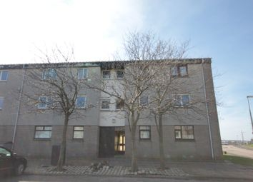 Thumbnail 2 bed flat for sale in Balnagask Circle, Aberdeen