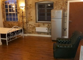 Thumbnail Studio to rent in Caroline St, Birmingham