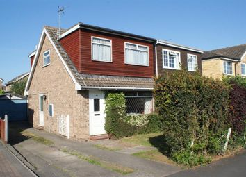 Thumbnail 3 bed semi-detached house for sale in Greenshaw Drive, Haxby, York