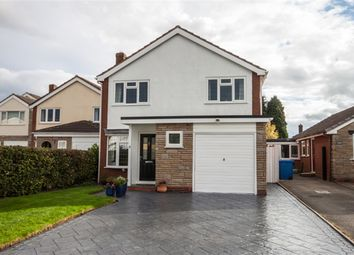 Thumbnail 4 bed detached house for sale in Trent Close, Burntwood