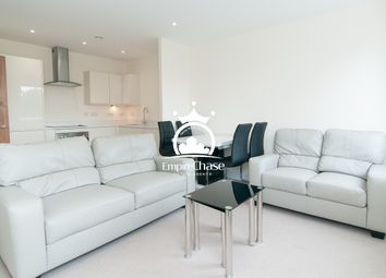 Thumbnail 2 bed flat to rent in Riverside Place, Marsh Lane, Pinner