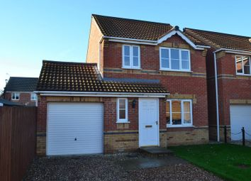 Thumbnail 3 bed detached house to rent in Bedford Way, Scunthorpe