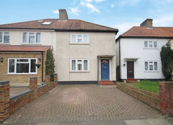 Thumbnail 3 bed semi-detached house for sale in Meadway, Twickenham