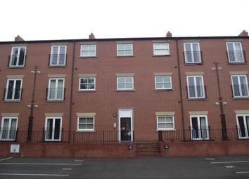 Thumbnail 2 bed flat to rent in Wycliffe Court, Bewsey Street, Warrington
