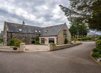 Thumbnail 5 bedroom equestrian property for sale in Drambeel Lodge, Durris, Banchory, Kincardineshire