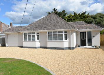 Thumbnail 3 bed detached bungalow for sale in Hale Avenue, New Milton